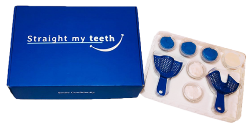 Straight My Teeth - Impression Kit