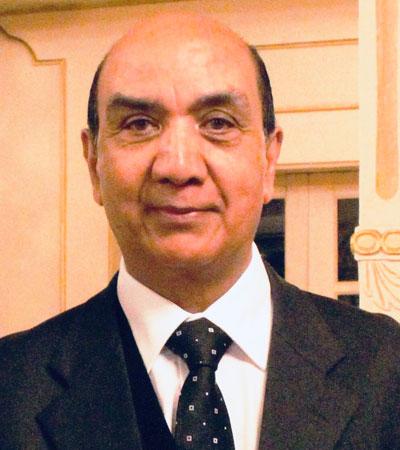 Dr. Kishor Kumar Pradhan