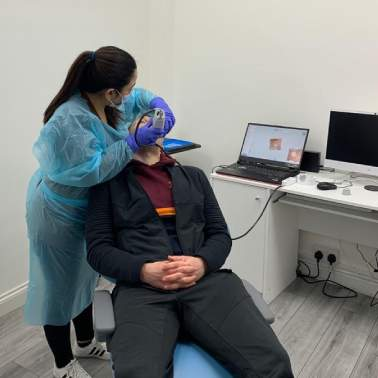 Teeth scans taken by our Licensed Dentist